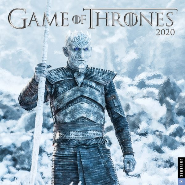 GAME OF THRONES 2019-2020 CALENDAR