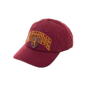 HARRY POTTER GRYFFINDOR EMBROIDERED HAT