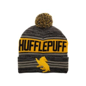 HARRY POTTER HUFFLEPUFF POM BEANIE