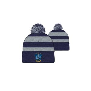 HARRY POTTER RAVENCLAW STRIPED BEANIE