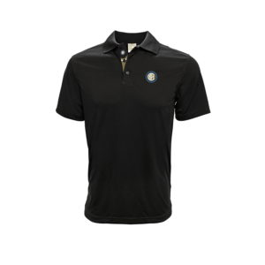 INTER MILAN BLACK POLO SHIRT