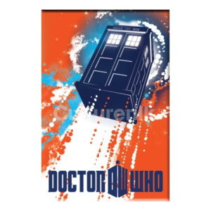 BUY DOCTOR WHO TARDIS TAKING OFF MAGNET IN WHOLESALE ONLINE