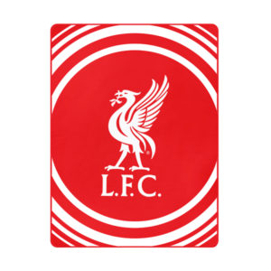 LIVERPOOL PULSE FLEECE BLANKET