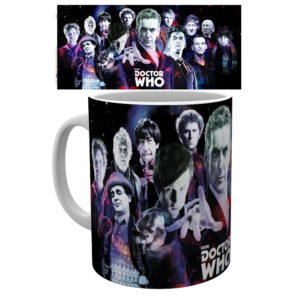 BUY DOCTOR WHO DOCTOR COLLAGE MUG IN WHOLESALE ONLINE