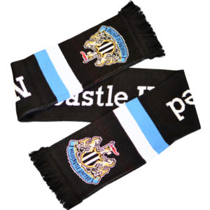 NEWCASTLE UNITED STRIPED SCARF