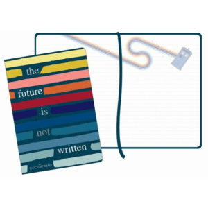 DOCTOR WHO 13TH DOCTOR RAINBOW JOURNAL