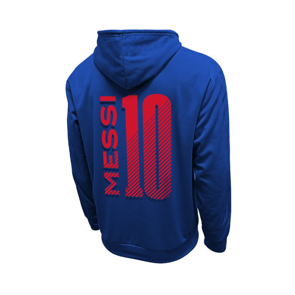BUY YOUTH BARCELONA LIONEL MESSI HOODIE IN WHOLESALE ONLINE