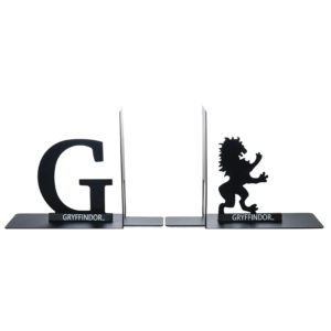 BUY HARRY POTTER GRYFFINDOR METAL BOOKENDS IN WHOLESALE ONLINE