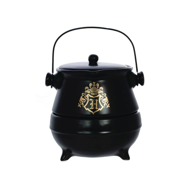 HARRY POTTER STACKING CAULDRON TEAPOT CUP SET