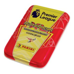 BUY 2019-20 PANINI ADRENALYN PREMIER LEAGUE CARDS POCKET TIN IN WHOLESALE ONLINE