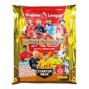 BUY 2019-20 PANINI ADRENALYN PREMIER LEAGUE CARDS STARTER PACK IN WHOLESALE ONLINE