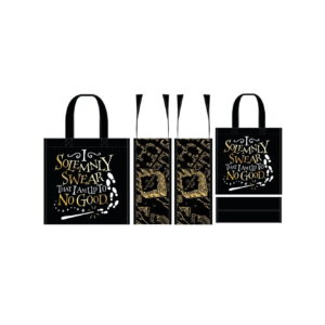 BUY HARRY POTTER SOLEMNLY SWEAR CANVAS TOTE IN WHOLESALE ONLINE