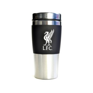 BUY LIVERPOOL STAINLESS STEEL TRAVEL MUG IN WHOLESALE ONLINE