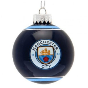 BUY MANCHESTER CITY ORNAMENT IN WHOLESALE ONLINE