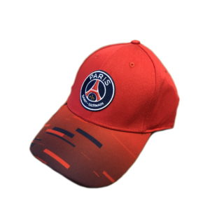 BUY PARIS SAINT GERMAIN RED BASEBALL HAT IN WHOLESALE ONLINE