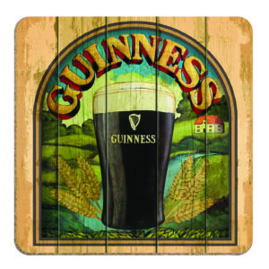 GUINNESS TASTE OF IRELAND COASTER