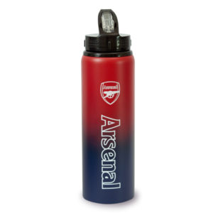 ARSENAL FADE ALUMINUM WATER BOTTLE
