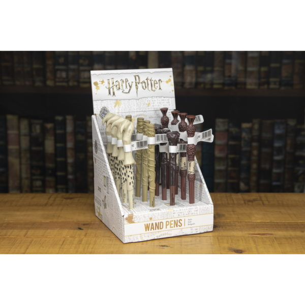 HARRY POTTER WAND PEN DISPLAY