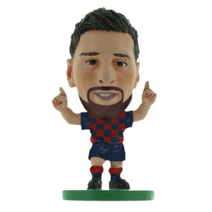 BARCELONA LIONEL MESSI 2020 HOME KIT SOCCERSTARZ