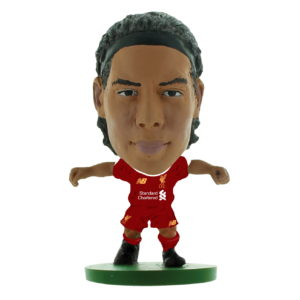 LIVERPOOL VIRGIL VAN DIJK 2020 HOME KIT SOCCERSTARZ