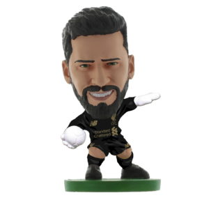 LIVERPOOL ALISSON 2020 HOME KIT SOCCERSTARZ