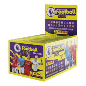 BUY 2019-20 PANINI PREMIER LEAGUE STICKERS BOX IN WHOLESALE ONLINE