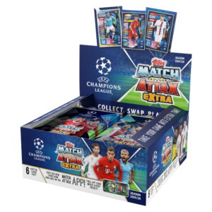 BUY 2019-20 TOPPS MATCH ATTAX EXTRA CHAMPIONS LEAGUE CARDS BOX IN WHOLESALE ONLINE