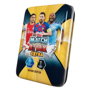 BUY 2019-20 TOPPS MATCH ATTAX EXTRA CHAMPIONS LEAGUE CARDS MINI TIN IN WHOLESALE ONLINE
