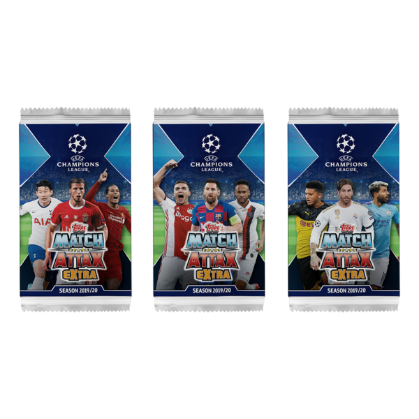 BUY 2019-20 TOPPS MATCH ATTAX EXTRA CHAMPIONS LEAGUE CARDS IN WHOLESALE ONLINE
