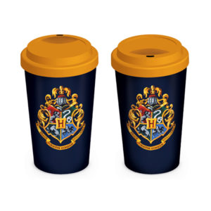 BUY HARRY POTTER HOGWARTS TRAVEL MUG IN WHOLESALE ONLINE