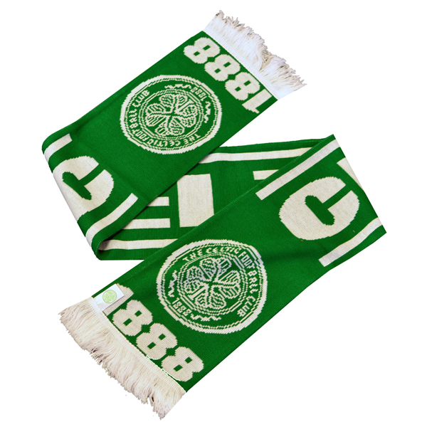 BUY CELTIC NAMED SCARF IN WHOLESALE ONLINE