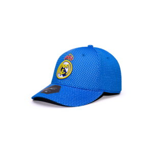 BUY REAL MADRID BLUE BASEBALL HAT IN WHOLESALE ONLINE