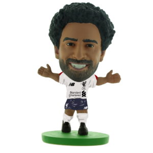 BUY LIVERPOOL MOHAMED SALAH AWAY KIT SOCCERSTARZ IN WHOLESALE ONLINE