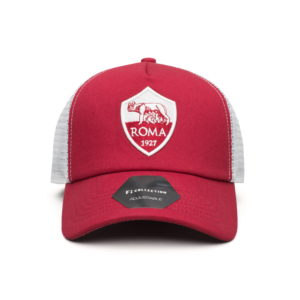 BUY AS ROMA MESH-BACKED BASEBALL HAT IN WHOLESALE ONLINE