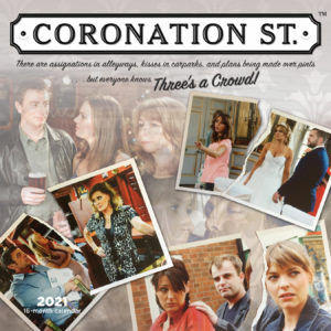 BUY CORONATION STREET 2021 WALL CALENDAR IN WHOLESALE ONLINE