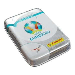 BUY 2020 PANINI ADRENALYN EURO CARDS CARDS POCKET TIN IN WHOLESALE ONLINE