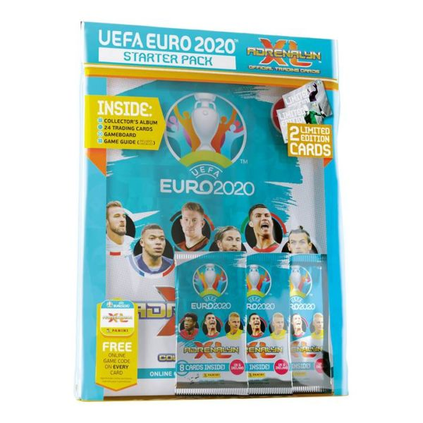 BUY 2020 PANINI ADRENALYN EURO CARDS CARDS STARTER PACK ONLINE
