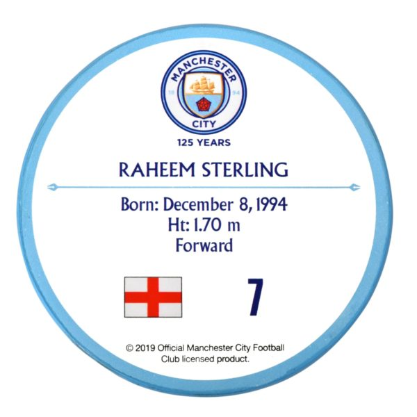BUY MANCHESTER CITY RAHEEM STERLING SIGNABLES IN WHOLESALE ONLINE