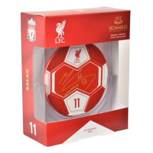 BUY LIVERPOOL MOHAMED SALAH SIGNABLES IN WHOLESALE ONLINE