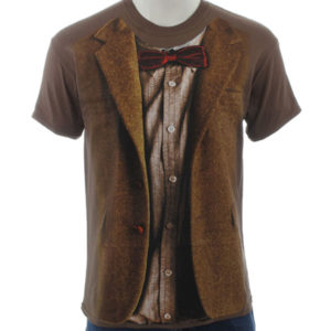 BUY DOCTOR WHO 11TH DOCTOR COSTUME T-SHIRT IN WHOLESALE ONLINE