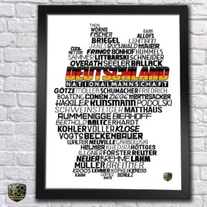 BUY GERMANY TIMELINE POSTER IN WHOLESALE ONLINE