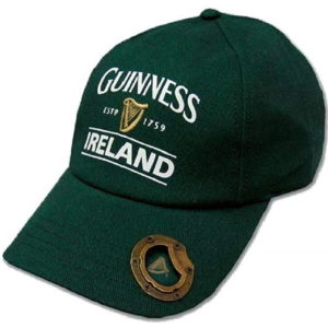 BUY GUINNESS GREEN IRELAND BOTTLE CAP HAT IN WHOLESALE ONLINE