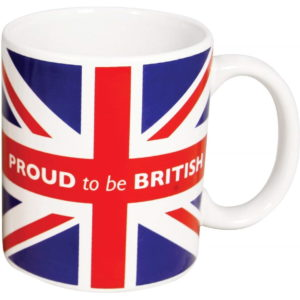 BUY UNITED KINGDOM PROUD TO BE BRITISH MUG IN WHOLESALE ONLINE