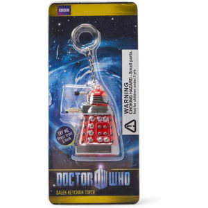 BUY DOCTOR WHO RED DALEK KEYCHAIN IN WHOLESALE ONLINE