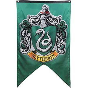 BUY HARRY POTTER SLYTHERIN BANNER IN WHOLESALE ONLINE