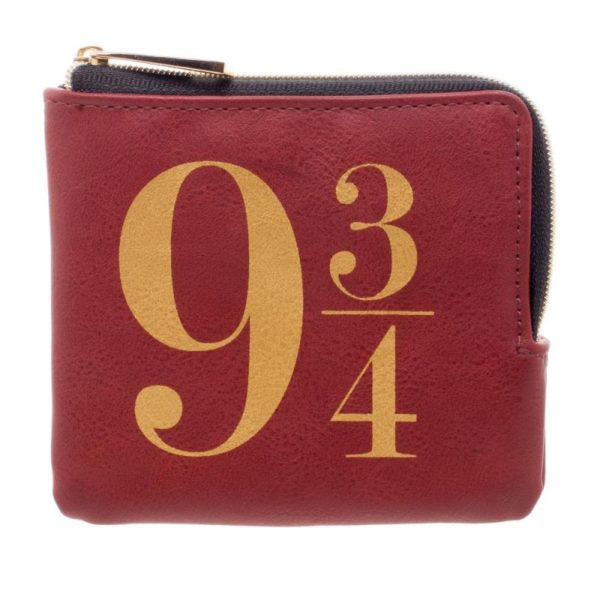 BUY HARRY POTTER 9 3/4 ZIP AROUND WALLET IN WHOLESALE ONLINE