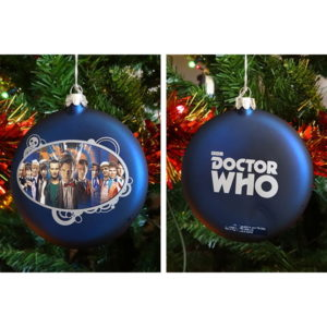 BUY DOCTOR WHO ORNAMENT IN WHOLESALE ONLINE