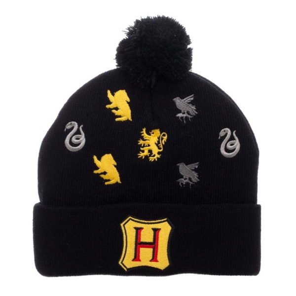 BUY HARRY POTTER HOUSE POM BEANIE IN WHOLESALE ONLINE