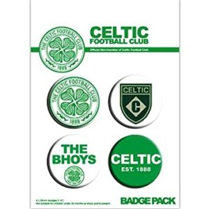 BUY CELTIC TEAM PIN SET IN WHOLESALE ONLINE