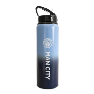 BUY MANCHESTER CITY FADE ALUMINUM WATER BOTTLE IN WHOLESALE ONLINE